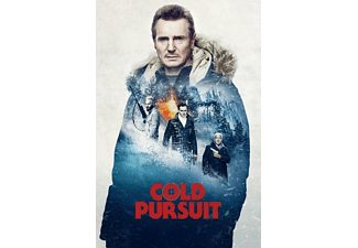 The Movie - Cold Pursuit Blu-ray