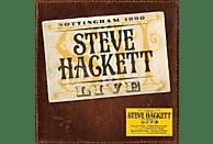 Steve Hackett - Live (braunes Vinyl) [Vinyl]