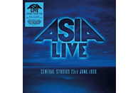 Asia - Live (blaues Vinyl) [Vinyl]
