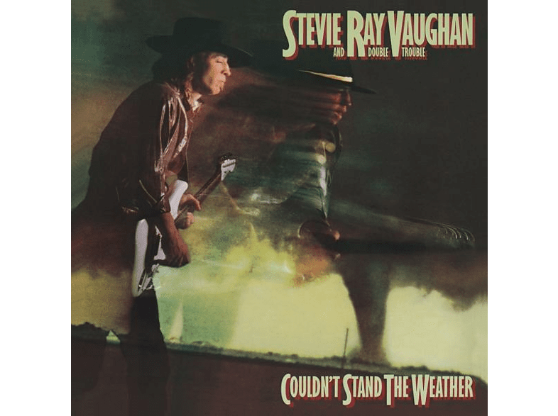 Stevie Ray Vaughan & Double Trouble - Couldn't Stand The Weather  (ltd silber/schwarzes [Vinyl]