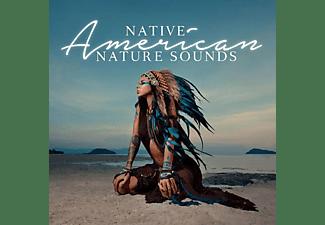 VARIOUS - Nativ Amercian Nature Sounds  - (CD)