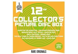 "VARIOUS - 12"" Collector s Picture Disc Box  - (Vinyl)"