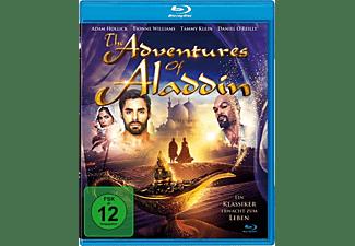 THE ADVENTURES OF ALADDIN Blu-ray