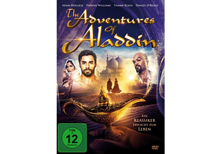 THE ADVENTURES OF ALADDIN DVD