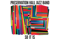 Preservation Hall Jazz Band - So IT IS [Vinyl]