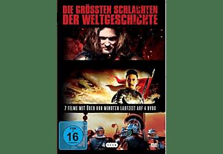 Die größten Schlachten der Weltgeschichte DVD