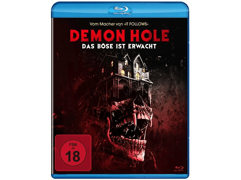 Demon Hole-Das Böse ist erwacht [Blu-ray]