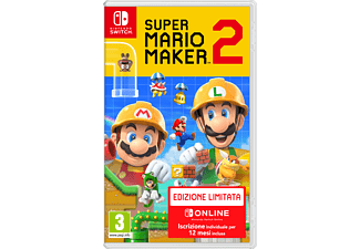 Switch - Super Mario Maker 2: Edizione Limitata /I
