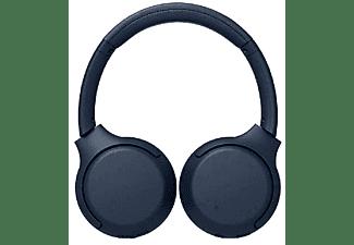 Auriculares inalámbricos - Sony WH-XB700 EXTRA BASS, NFC, Bluetooth, 30h, Azul