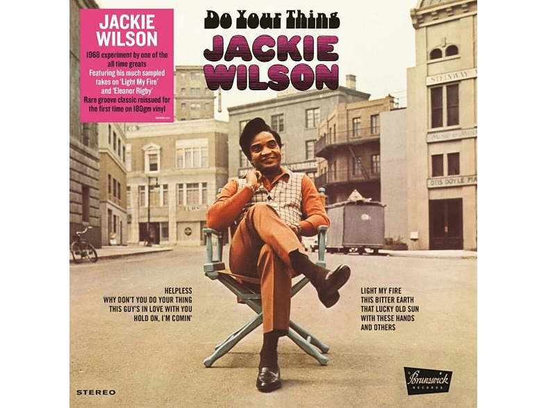 Jackie Wilson - Do Your Thing [Vinyl]