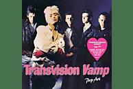Transvision Vamp - POP ART (WEISSES VINYL) [Vinyl]