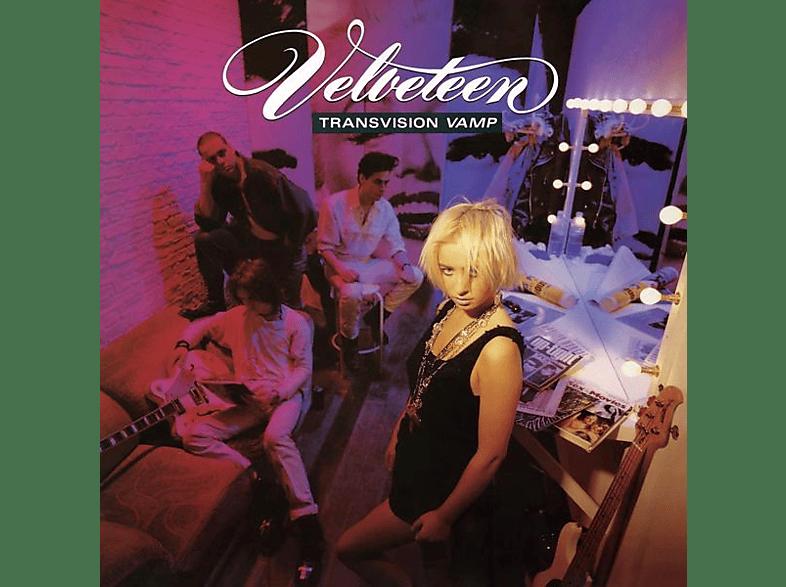 Transvision Vamp - VELVETEEN (ROTES VINYL) [Vinyl]