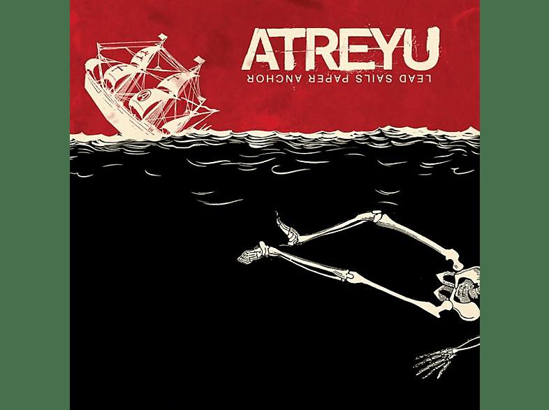 Atreyu - LEAD SAILS PAPER ANCHOR (LTD ROT/SCHWARZES VINYL) [Vinyl]