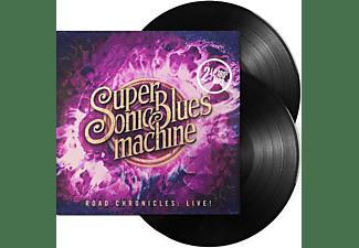 Supersonic Blues Machine - Road Chronicles: Live! (2LP 180Gr.Bonus Track+MP3)  - (Vinyl)