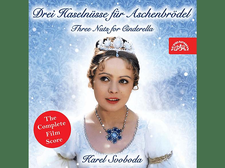 Jan Chalupecky, Czech National Symphony Orchestra - Drei Haselnüsse für Aschenbrödel [CD]