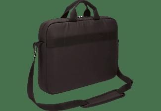 """CASE-LOGIC Advantage 15.6"""" Attaché Notebooktasche Aktentasche für Universal Polyester, Black"""