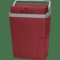 CLATRONIC KB 3713 Kühlbox (25 l, Rot/Grau)