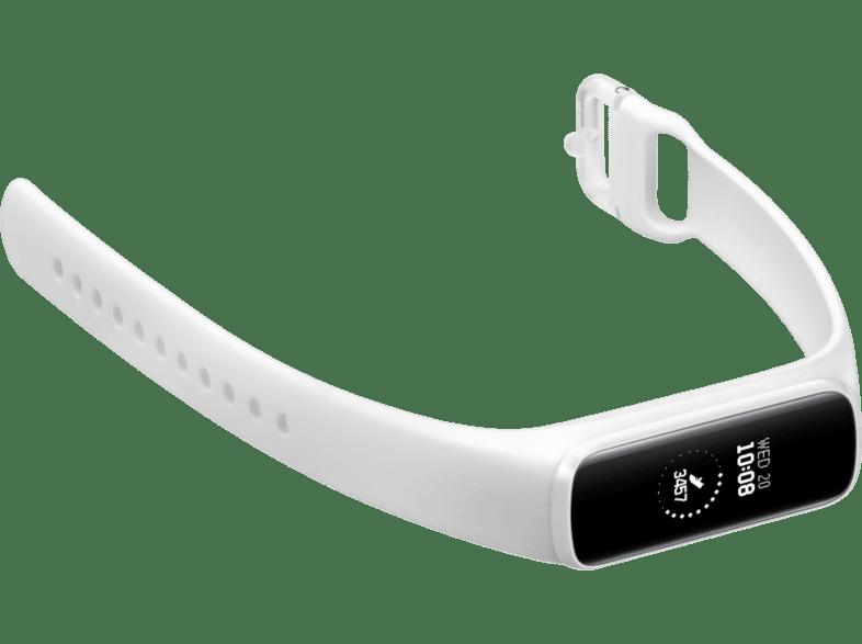 SAMSUNG Fit E aktivitásmérő fehér (SM R375NZWA) Media