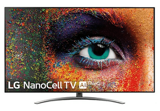 "TV LED 65"" - LG 65SM9010PLA, NanoCell 4K, Smart TV IA, Alpha 7 Gen.2, Full Array, DTS Virtual: X"