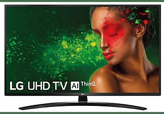 "TV LED 55"" - LG 55UM7450PLA, Panel IPS UHD 4K, Smart TV IA, Quad Core, Sonido DTS Virtual: X"
