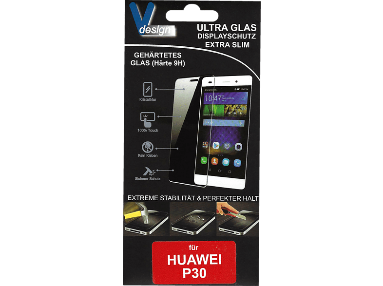 V-DESIGN VF 226 Displayschutz (Huawei P30)