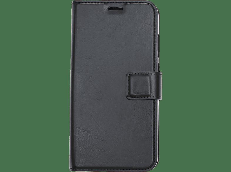V-DESIGN VBC 084 Bookcover Nokia 8.1 Kunstleder Schwarz