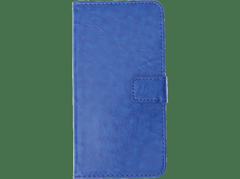 V-DESIGN BV 572 , Bookcover, Huawei, P30, Kunstleder, Blau