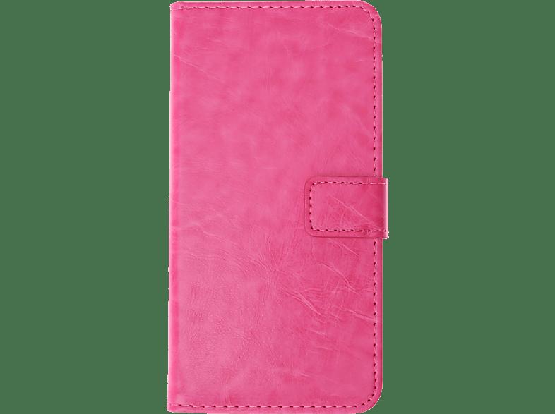 V-DESIGN BV 573 , Bookcover, Huawei, P30, Kunstleder, Pink