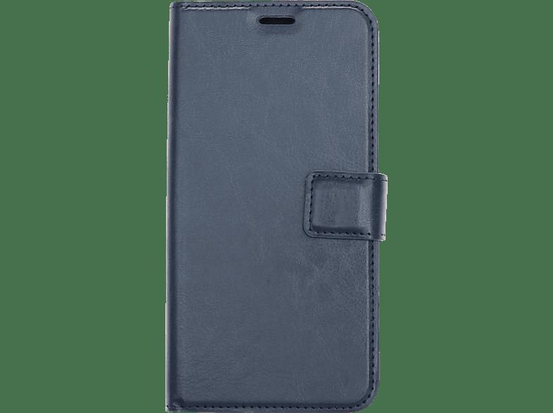 V-DESIGN VBC 085 Bookcover Nokia 8.1 Kunstleder Blau