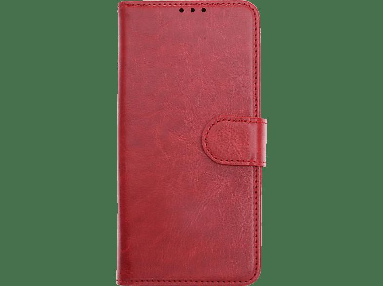 V-DESIGN V-2-1 314 , Bookcover, Huawei, P30 Lite, Kunstleder, Rot
