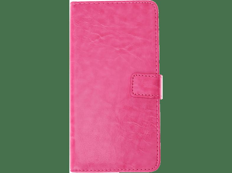 V-DESIGN BV 580 , Bookcover, Huawei, P30 Lite, Kunstleder, Pink