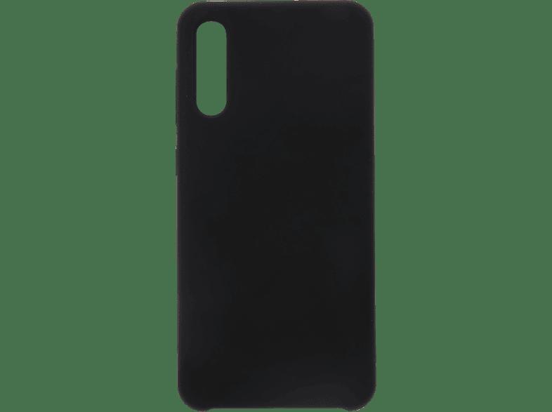 V-DESIGN PSC 111 , Backcover, Samsung, Galaxy A50, Thermoplastisches Polyurethan, Schwarz