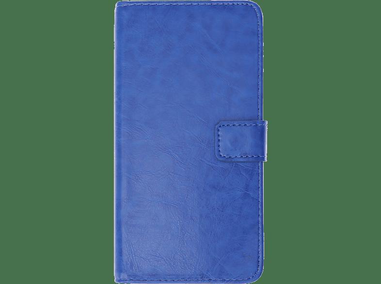 V-DESIGN BV 578 , Bookcover, Huawei, P30 Lite, Kunstleder, Blau