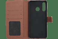 V-DESIGN BV 584 , Bookcover, Huawei, P30 Lite, Kunstleder, Braun