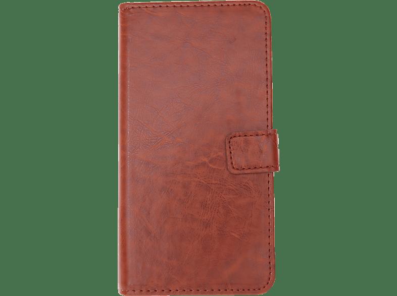 V-DESIGN BV 579 , Bookcover, Huawei, P30 Lite, Kunstleder, Braun