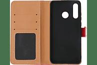 V-DESIGN BV 581 , Bookcover, Huawei, P30 Lite, Kunstleder, Rot
