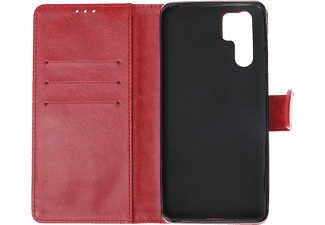 V-DESIGN V-2-1 282, Bookcover, Huawei, P30 Pro, Rot