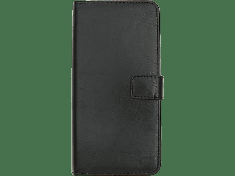 V-DESIGN BV 596 , Bookcover, Samsung, Galaxy A50, Kunstleder, Schwarz