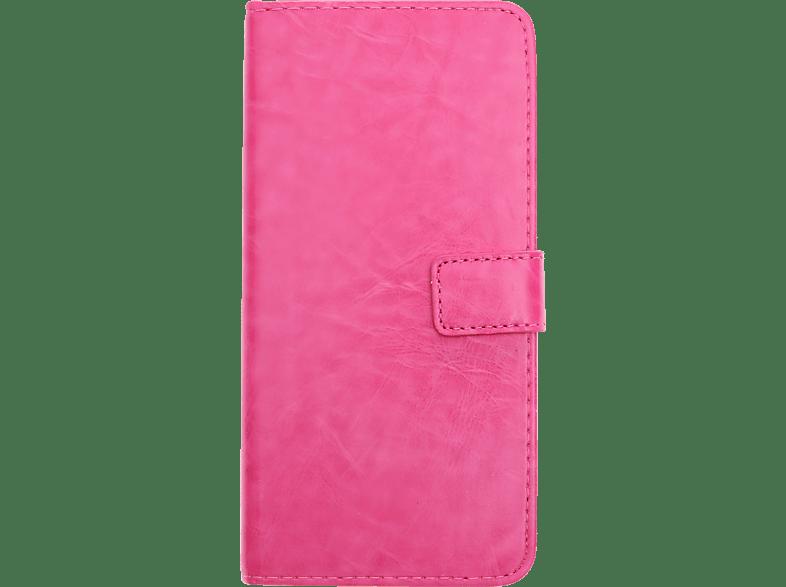 V-DESIGN BV 598 , Bookcover, Samsung, Galaxy A50, Kunstleder, Pink