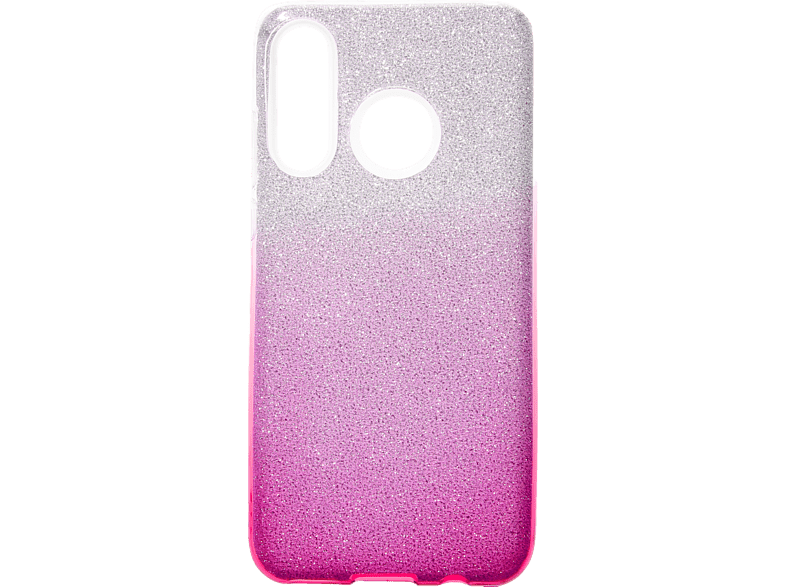 V-DESIGN VSP 139 , Backcover, Huawei, P30 Lite, Plastik + Thermoplastisches Polyurethan, Pink
