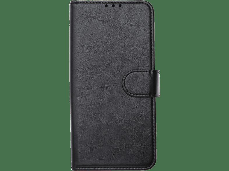 V-DESIGN V-2-1 330 , Bookcover, Samsung, Galaxy A50, Kunstleder, Schwarz