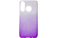 V-DESIGN VSP 140 , Backcover, Huawei, P30 Lite, Plastik + Thermoplastisches Polyurethan, Violett