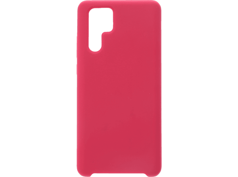 V-DESIGN PSC 121 , Backcover, Huawei, P Smart + (2019), Thermoplastisches Polyurethan, Rot