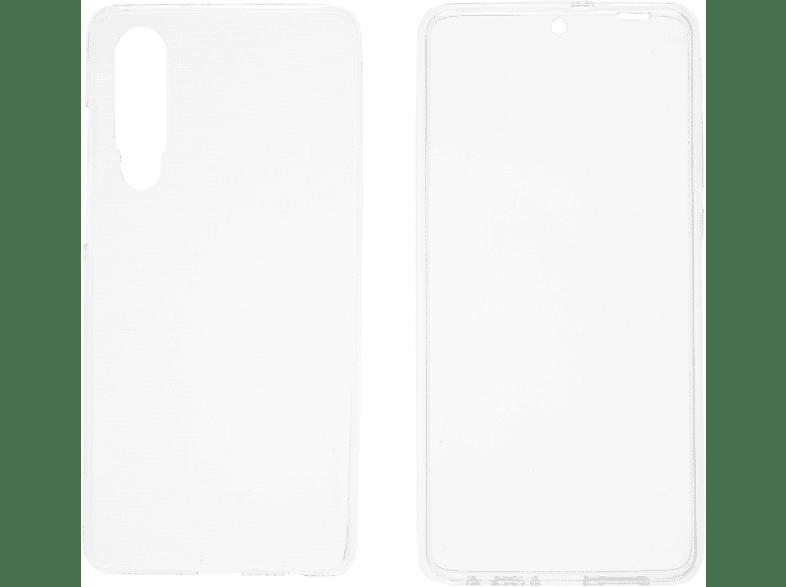 V-DESIGN V-LV 112 , Full Cover, Huawei, P Smart + (2019), Thermoplastisches Polyurethan, Transparent
