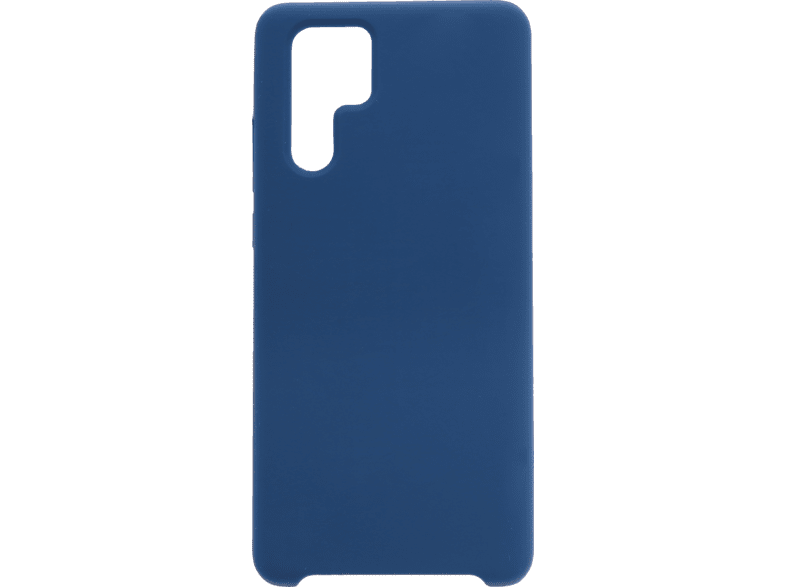 V-DESIGN PSC 120 , Backcover, Huawei, P Smart + (2019), Thermoplastisches Polyurethan, Blau