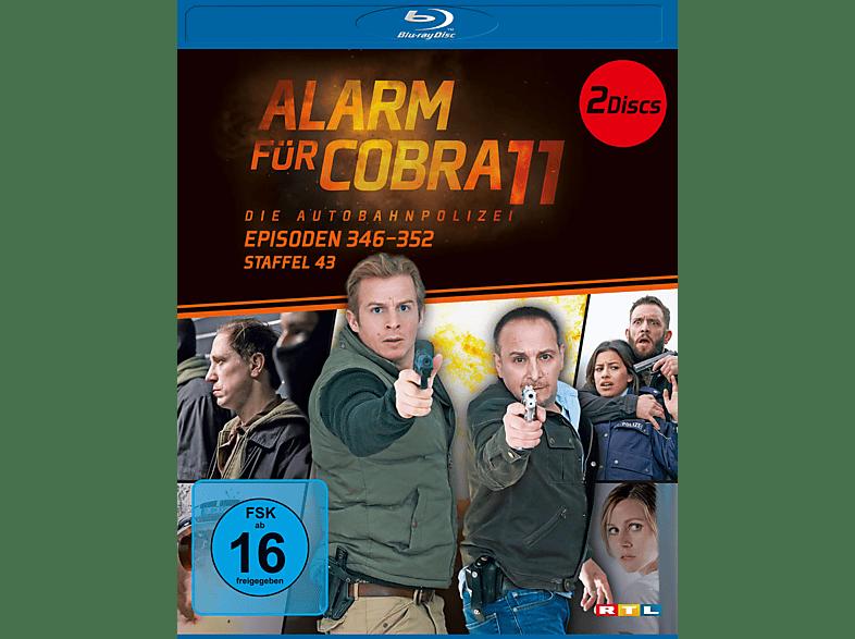 Alarm für Cobra 11 - Staffel 43 [Blu-ray]