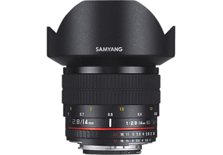 SAMYANG Groothoeklens 14mm F2.8 ED AS IF UMC Sony E (F1110606101)
