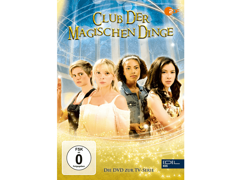 Club Der Magischen Dinge-(2)DVD z.TV-Serie [DVD]