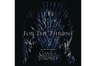 VARIOUS - For The Throne (Music Inspired by the HBO Series G  - (CD)