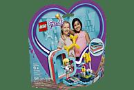 LEGO Stephanies sommerliche Herzbox Bausatz, Mehrfarbig